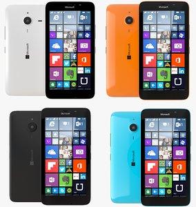3ds max microsoft lumia 640 xl