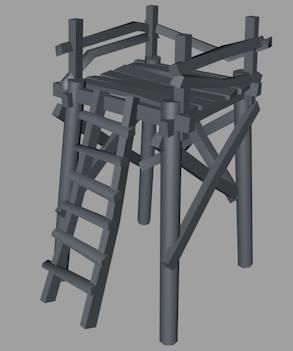 watchtower tower x