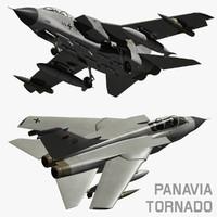 3d model panavia tornado
