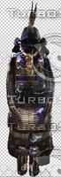 Japanese armor YOEOI