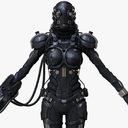 armour 3D models