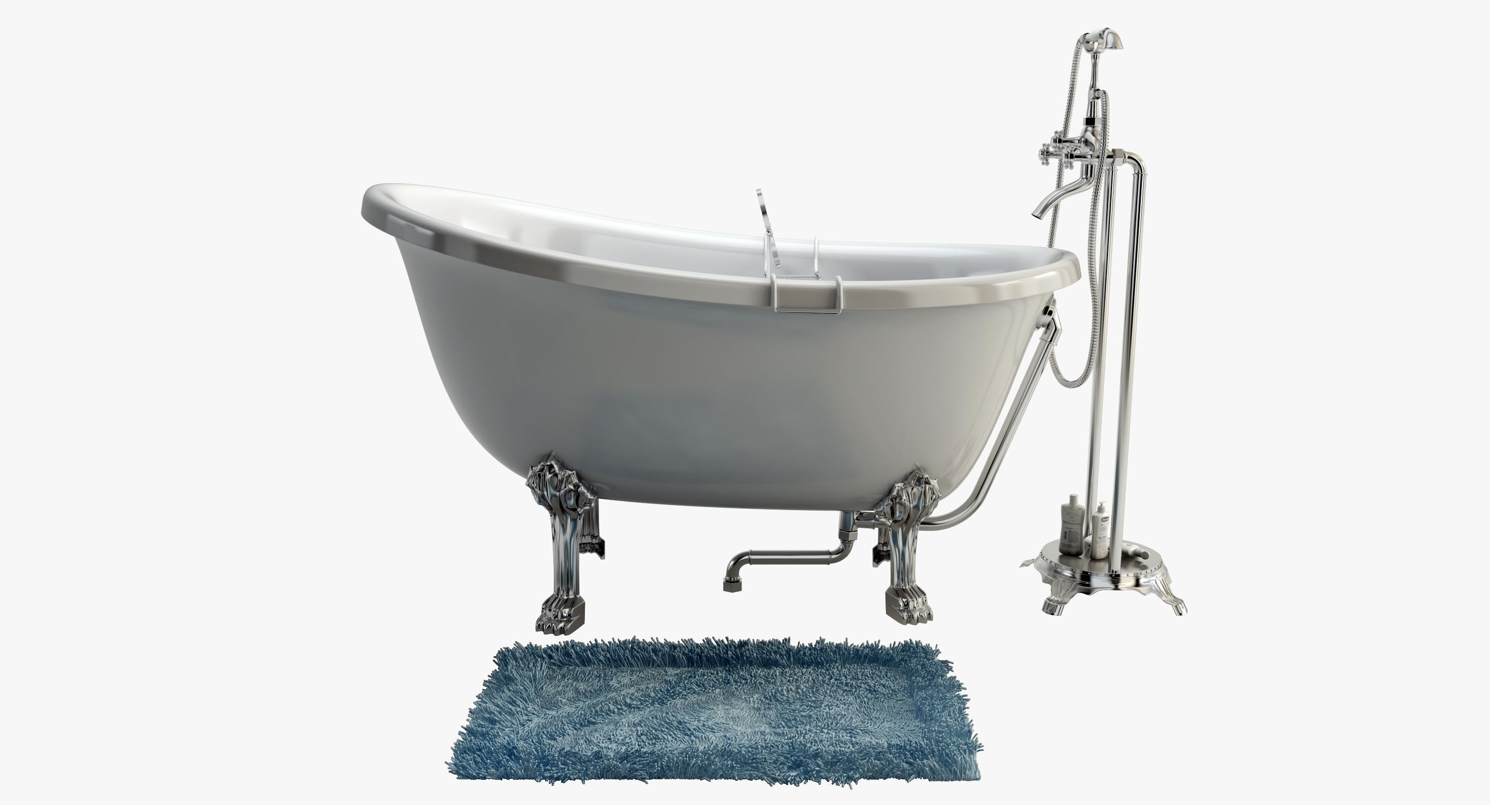 Bathtub Retro