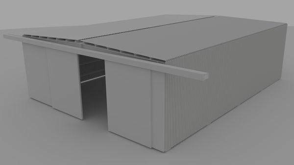 fsx x 3d model