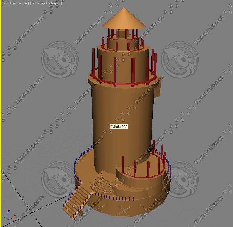 lighthouse house max