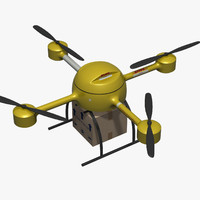 max unmanned delivery drone