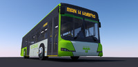 MAN X Hybrid EcoBus
