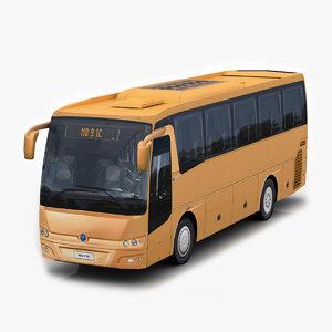 3d temsa bus