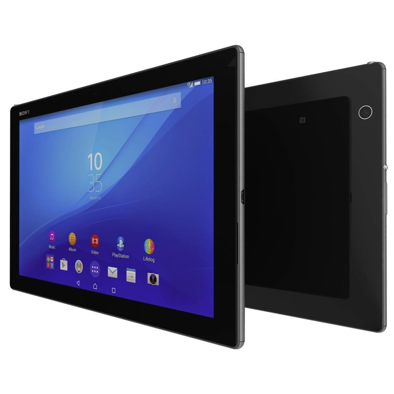 3ds max sony xperia z4 tablet