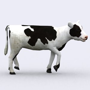 3ds max calf animations