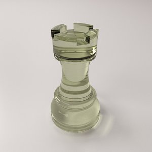 3d rook model