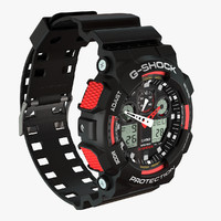 Casio G-Shock GA-100(1)