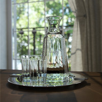 3d model decanter glasses