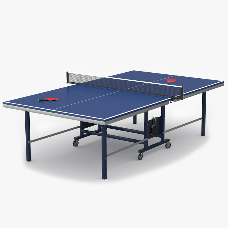 ping pong table max. Black Bedroom Furniture Sets. Home Design Ideas
