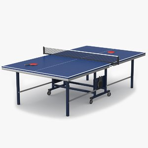ping pong table max