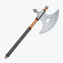 Battle Axe 3D models