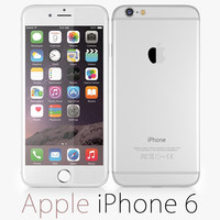 Apple Iphone 6 Silver