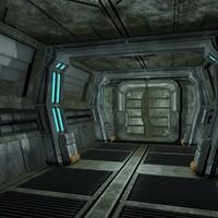 sci fi corridor 02