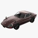 Nissan Fairlady 240Z 3D models