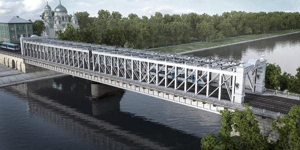 max maryinskiy bridge