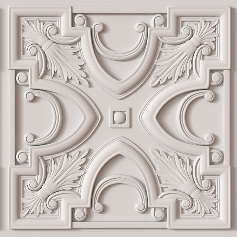 max decorative ceiling tile