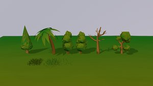 tree creation toolkit 3d 3ds