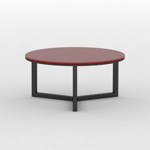 raj 2 little table 3d model