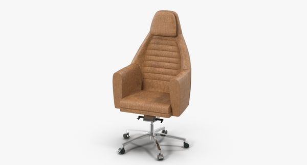 3d model of smania gt plgt01 chair