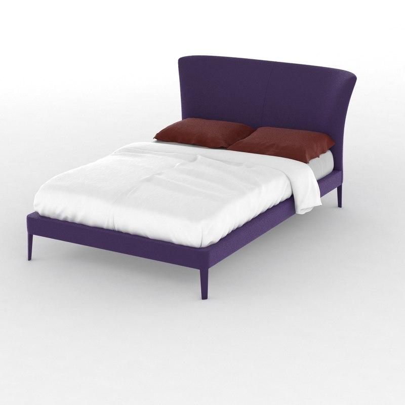 febo bed 3d model