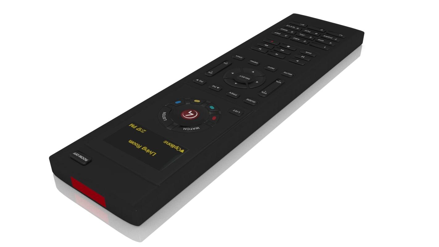 remote controller 3d max
