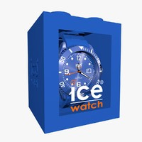 Ice Watch (Blue)