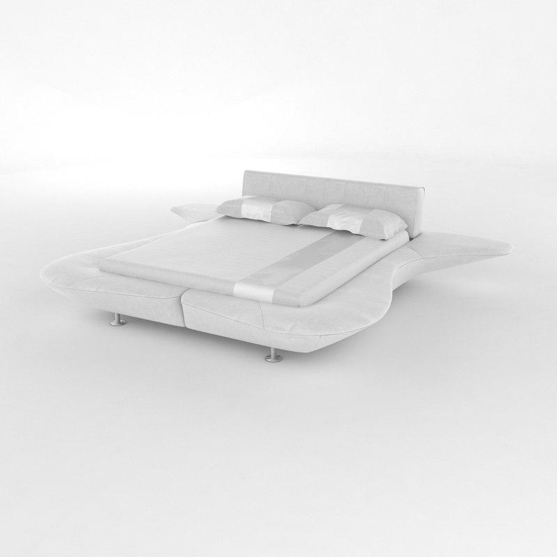 maya grand piano bed