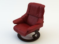 Stressless armchair
