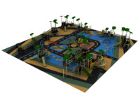 playground park 3d max