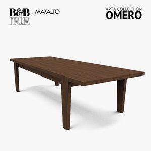 3d model b maxalto