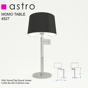 momo light lamp astro max