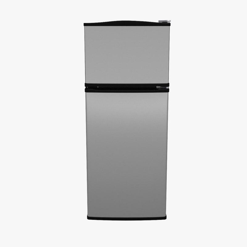 refrigerator 3d max