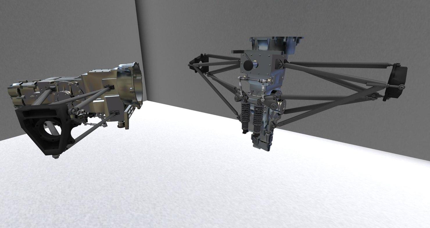 suspension 3d 3ds