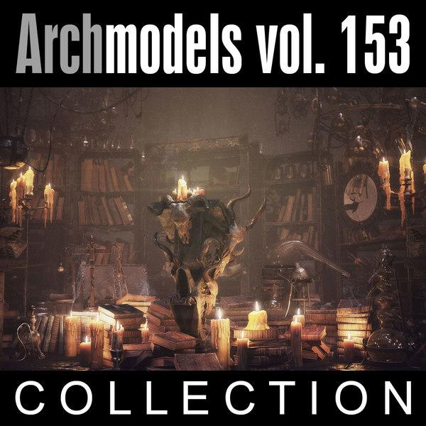 archmodels vol 153 dwg