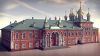 max chudov monastery