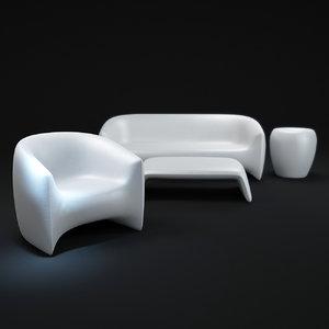 blow-set 3d model