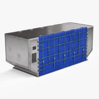 3d alf container