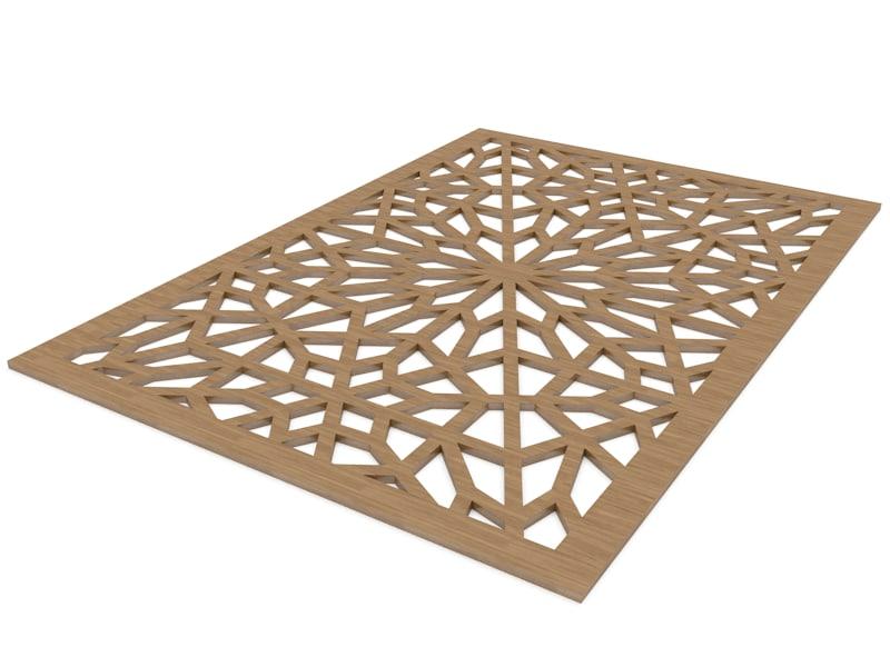 islamic pattern max free