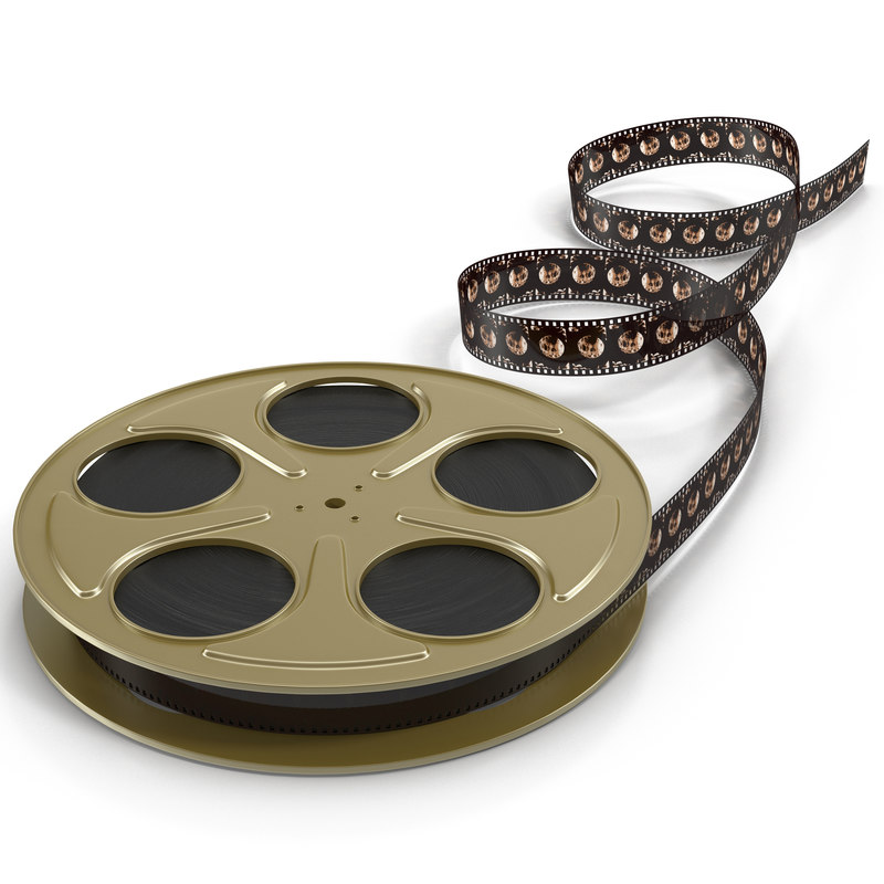 3ds video film reel 5