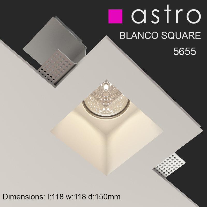 blanco square light lamp max