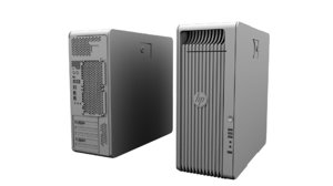 3ds max hp z620 workstation