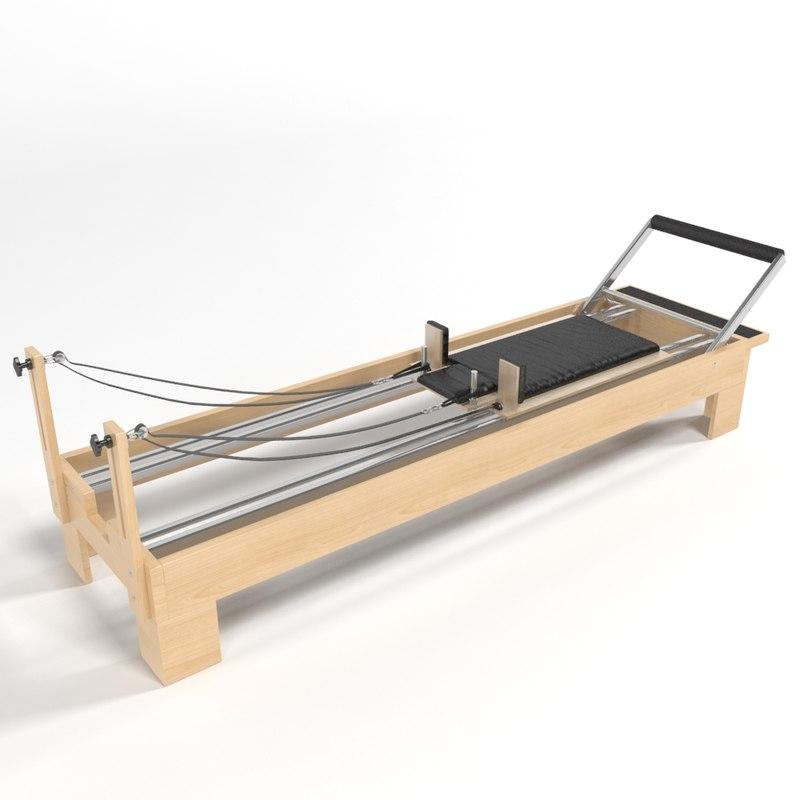 3d model pilates