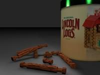 Llicoln Logs