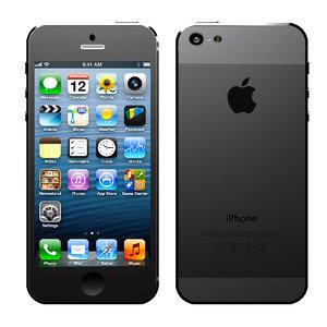 3d new iphone 5