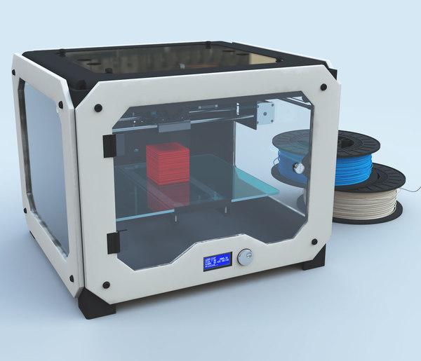printer 3d 3ds
