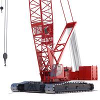 Crawler Crane Manitowoc 16000